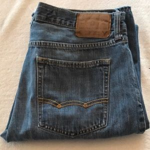 American eagle loose fit jeans size 32